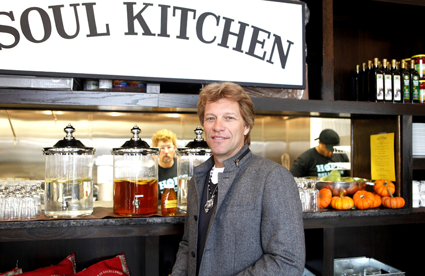 Jon Bon Jovi – Soul Kitchen