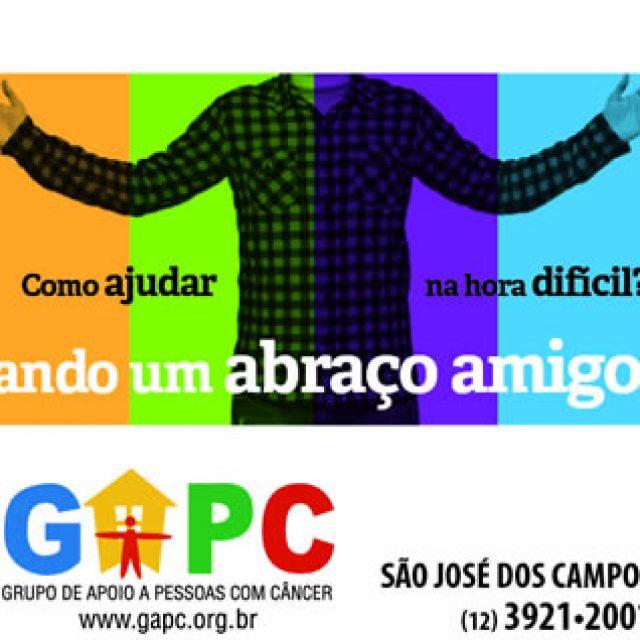 GAPC – Grupo de Apoio a Pessoas com Câncer de São José dos Campos ✔